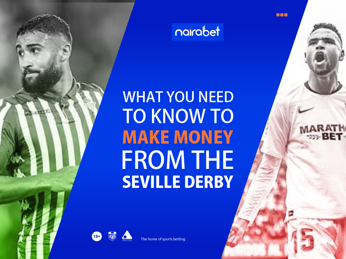 Make Money from the Seville Derby