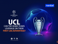 First-Leg Advantage UCL