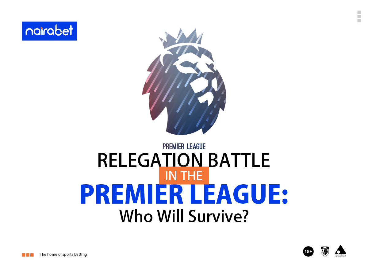 premier league relegation battle